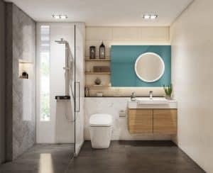 สมาร์ทโฮมห้องน้ำ